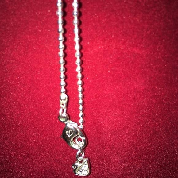 Swarovski Jewelry - Swarovski tinker bell necklace